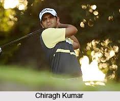Chiragh Kumar, Indian Golf Player