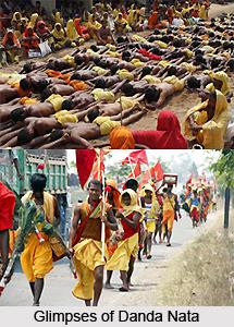Danda Nata, Folk Dance of Odisha