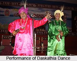 Daskathia Dance, Odisha