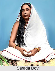 Early Life of Sarada Devi