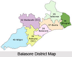 Economy of Balasore District, Orissa