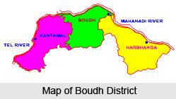 Economy of Boudh district, Orissa