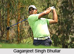 Gaganjeet Singh Bhullar, Indian Golf Player