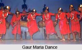 Gaur Maria Dance, Madhya Pradesh