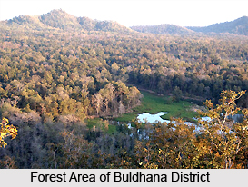Geography of Buldhana District, Maharashtra