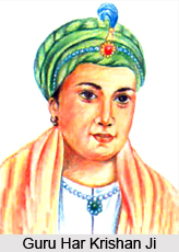 Guru Har Krishan Ji, Indian Saint