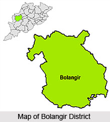 History of Bolangir District, Orissa