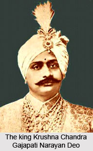 History of Gajapati, Orissa