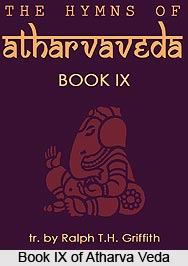 Hymns in Book IX of Atharva Veda