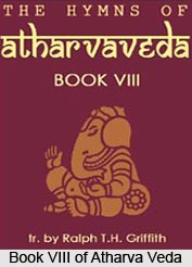 Hymns in Book VIII of Atharva Veda