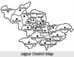 Jajpur District, Orissa