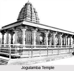Jogulamba Temple, Mahbubnagar District, Telangana