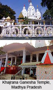 Khajrana Ganesha Temple, Madhya Pradesh