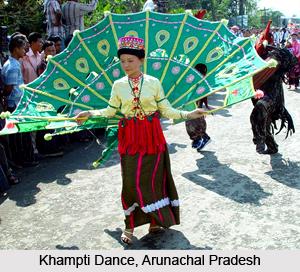 Khampti Dance, Folk Dance of Arunachal Pradesh