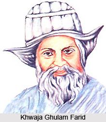Khwaja Ghulam Farid, Indian Saint