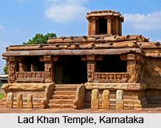 Lad Khan Temple, Bagalakot District, Karnataka