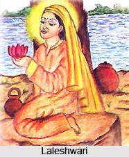 Laleshwari, Indian Saint