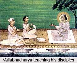 Life of Vallabhacharya