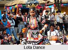 Lota Dance, Folk Dance of Madhya Pradesh