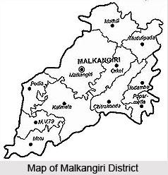 Malkangiri District, Orissa