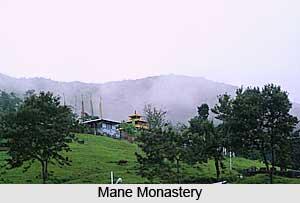 Mane Monastery, Mane, Lahul and Spiti, Himachal Pradesh