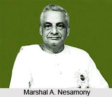 Marshal A. Nesamony, Kanyakumari District