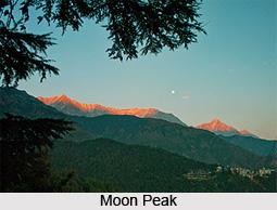 Moon Peak, Kangra District, Himachal Pradesh