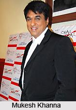 Mukesh Khanna, Bollywood Actor