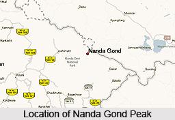 Nanda Gond Peak, Pithoragarh District, Uttarakhand