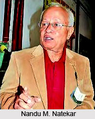Nandu M. Natekar, Indian Badminton Player