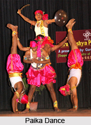 Paika Dance, Folk Dance of Odisha