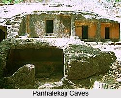 Panhalakaji Caves, Ratnagiri District, Maharashtra