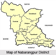 People of Nabarangpur District, Orissa