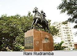 Rudramba , Kakatiya Queen Of India