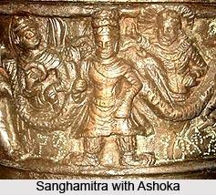 Sanghamitta, Daughter Of Emperor Ashoka