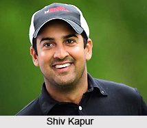 Shiv Kapur, Indian Golf Player