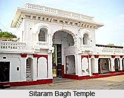 Sitaram Bagh Temple, Hyderabad, Telangana