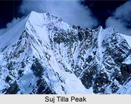 Suj Tilla West Peak, Pithoragarh District, Uttarakhand