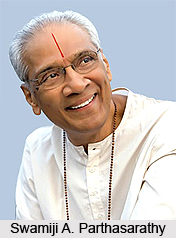 Swamiji A. Parthasarathy, Indian Saint