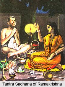 Tantra Sadhana Of Ramakrishna