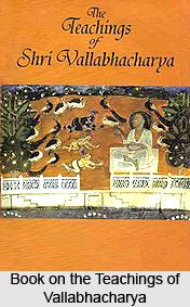 Teachings of Vallabhacharya