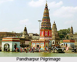 The Pandharpur Pilgrimage and the Pandharpur Saints