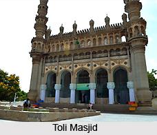 Toli Masjid, Hyderabad, Telangana