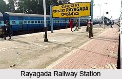 Transportation of Rayagada