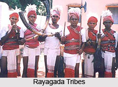 Tribes of Rayagada