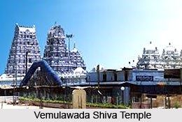 Vemulawada Shiva Temple, Karimnagar District, Telangana