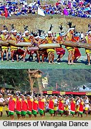 Wangala Dance, Meghalaya