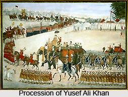 Yusef Ali Khan, Nawab of Rampur