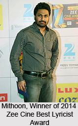 Zee Cine Awards for Best Lyricist