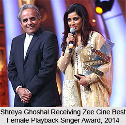 Zee Cine Awards for Best Playback Singer - Female